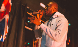 """Stormzy praises Jeremy Corbyn: """"He gets what ethnic minorities and the homeless are going through"""""""