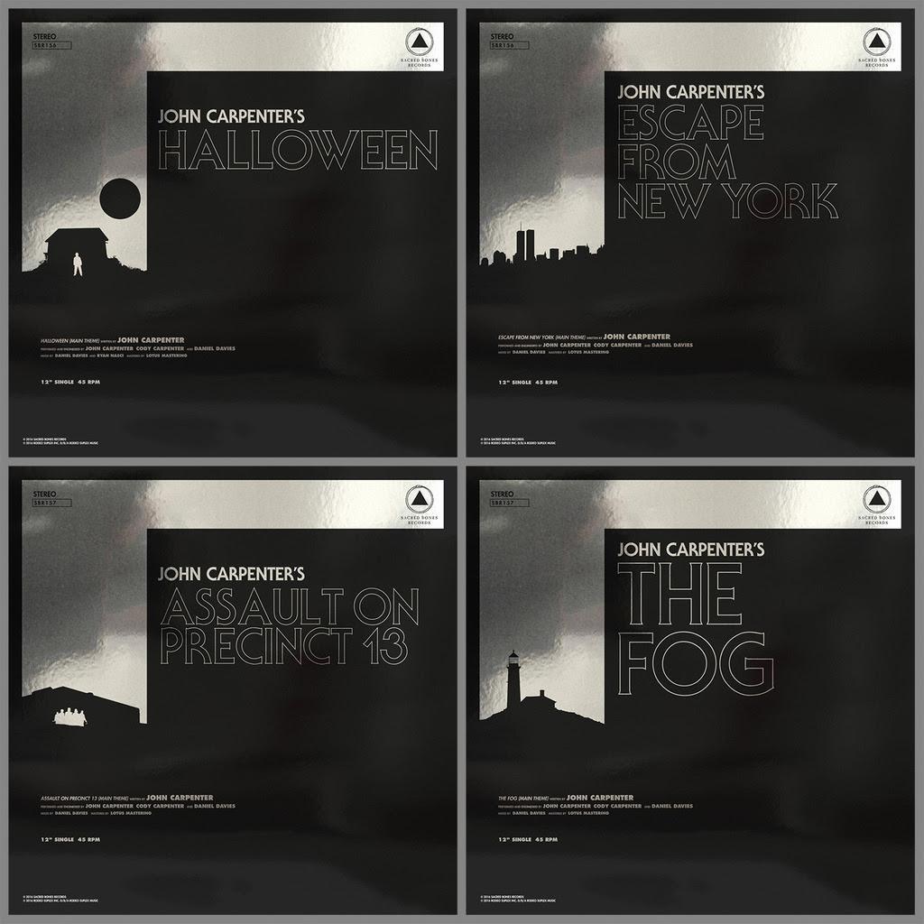 John Carpenter Film Themes