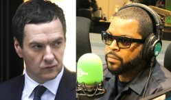 "Ice Cube: ""George Osborne is my homie"""