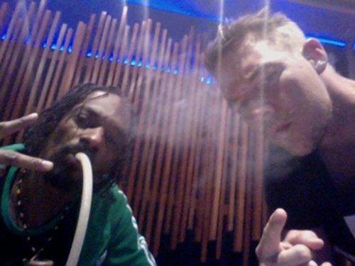 Snoop Dogg and Diplo working on reggae album