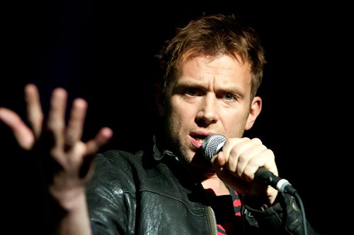 Damon Albarn calls time on Blur and Gorillaz