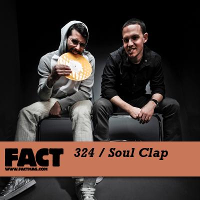 FACT mix: Soul Clap