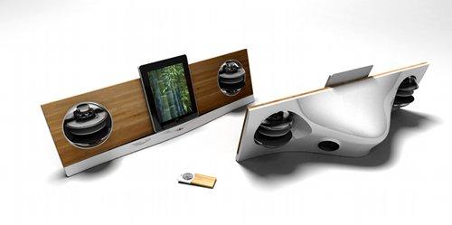 Electronic music legend Jean Michel Jarre launches new range of iPod docks