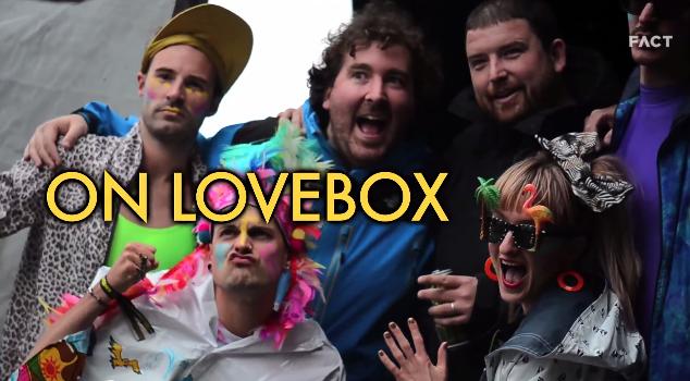 FACT TV at Lovebox: The 2 Bears