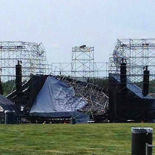 Drum technician killed at Toronto Radiohead gig