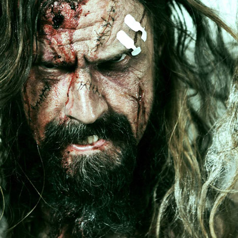 Hear '90s metal icon Rob Zombie get the dance music