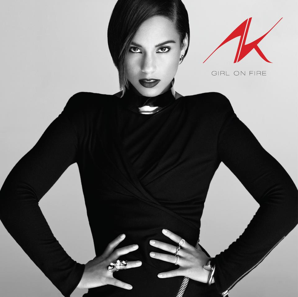 Alicia Keys shares Girl On Fire cover, release date; Jamie ...