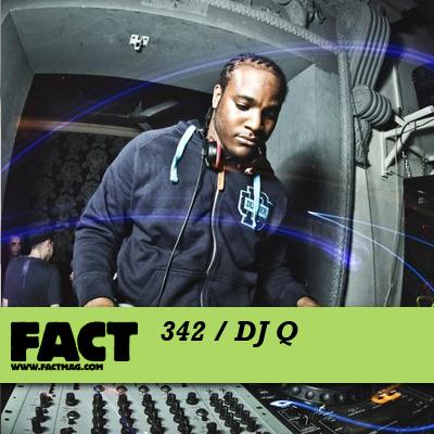 FACT mix 342 - DJ Q