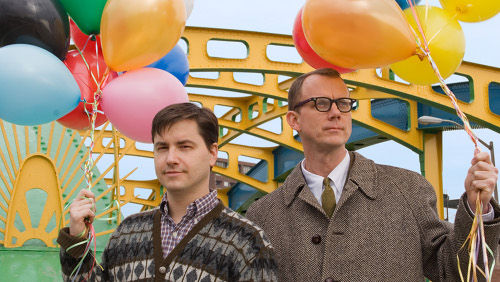 New Matmos: 'Very Large Green Triangles'