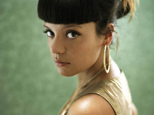 Lily Allen changes name, recording new music