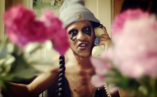 Watch Mykki Blanco slam a poem in a new video