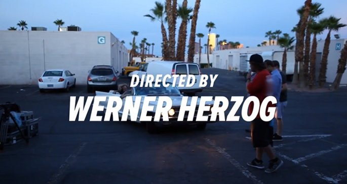 Watch the Werner Herzog-directed documentary on The Killers