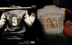 Stream both new Missy Elliott singles, produced by Timbaland