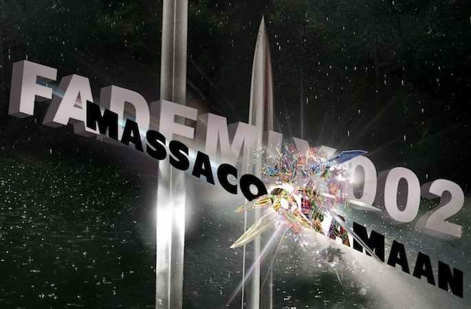 Massacooramaan mans the controls on the latest Fade to Mind mix