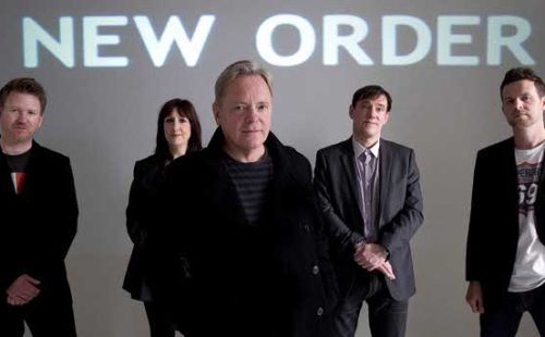 """New Order to begin work on """"electronic synth album"""" in 2013"""