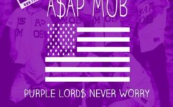 Slim K chops-and-screws A$AP Mob on Purple Lord$ Never Worry
