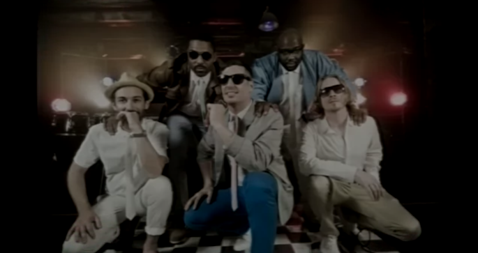 Bristol supergroup Sure Thing, featuring DJ Die and Joker, boogie down on 'Holding You Tight' video