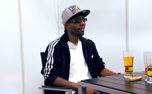 """FACT TV at TNM7: DJ Spinn talks new album and """"that real Chicago shit"""""""