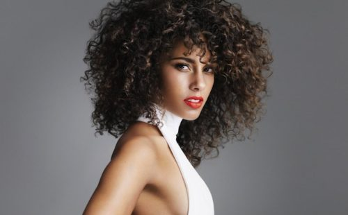 Alicia Keys shares two versions of Girl on Fire's title track