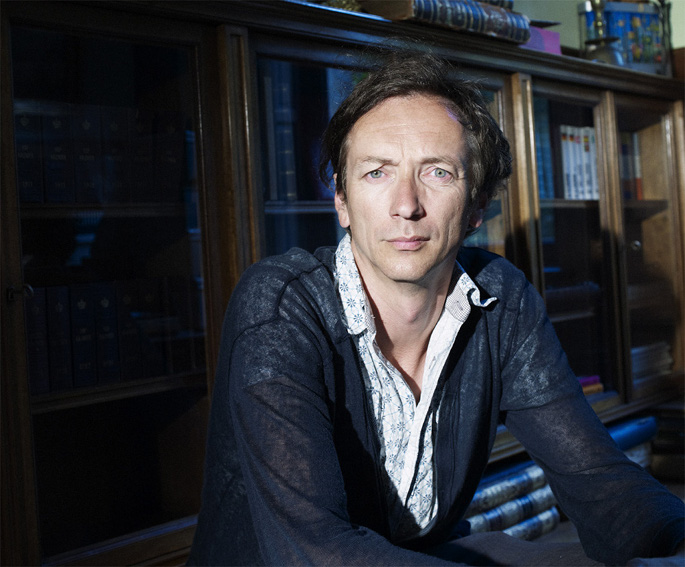 Experimental pianist Hauschka gets a psychedelic overhaul from Patten
