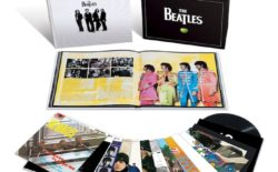 The Beatles reissue remastered albums on vinyl