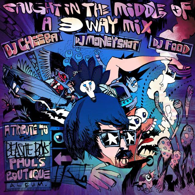 Three DJs remake Beastie Boy's <em>Paul's Boutique</em> from original samples