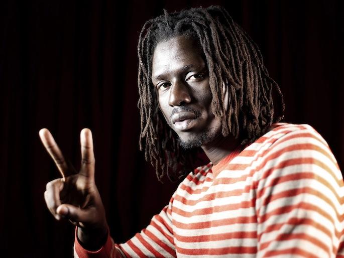 Emmanuel Jal concert