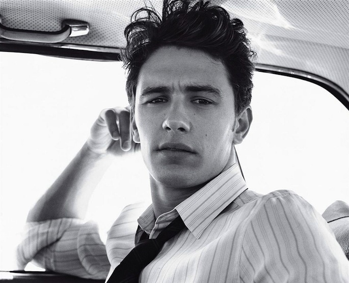 Watch the first video from James Franco's new band, Daddy