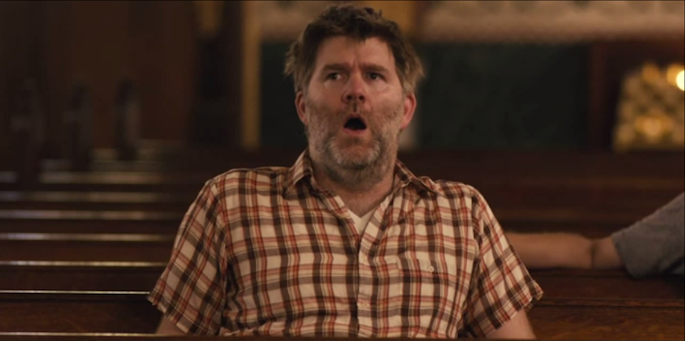 Watch the trailer for <em>The Comedy</em>, James Murphy's acting debut