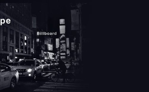 Watch the video for S-Type's 'Billboard' from his LuckyMe debut