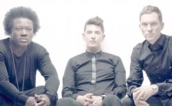 Dubstep super-group Magnetic Man in the studio working on second album