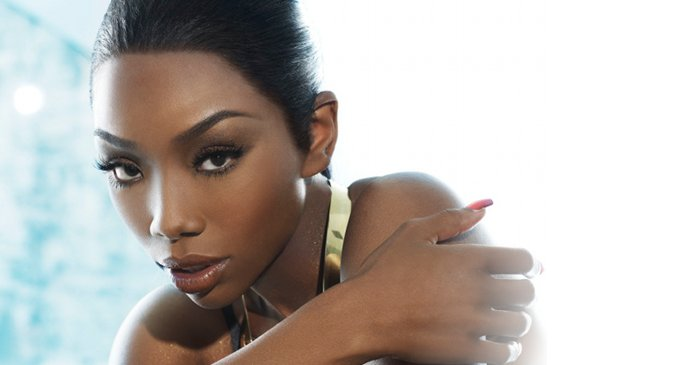Stream Brandy's 'Scared of Beautiful', written by Frank Ocean