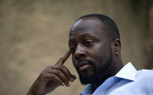 Wyclef Jean under criminal investigation for possible misuse of charity money