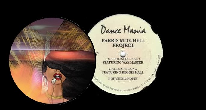 Parris Mitchell's Dance Mania classic 'All Night Long' reissued with Bok Bok remixes