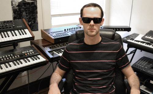 Emeralds' Steve Hauschildt returns to Kranky with solo Sequitur LP