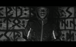 Watch the creepy video for Haleek Maul's '88'