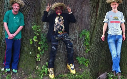 "Watch the new video from the The Orb and Lee ""Scratch"" Perry; remixes coming"