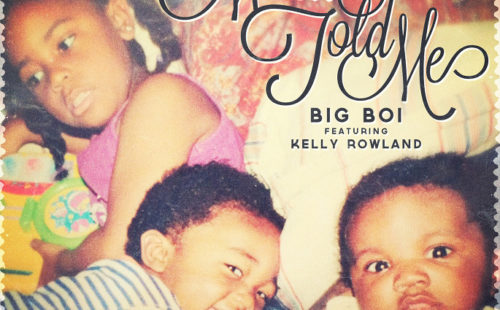 Big Boi taps up Kelly Rowland for the sprightly 'Mama Told Me'