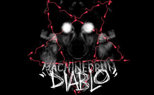 Download a jump-up new Machinedrum cut, 'Diablo'