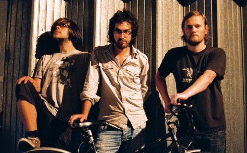 Geoff Barrow's motorik unit Beak> reveal new track 'Mono'