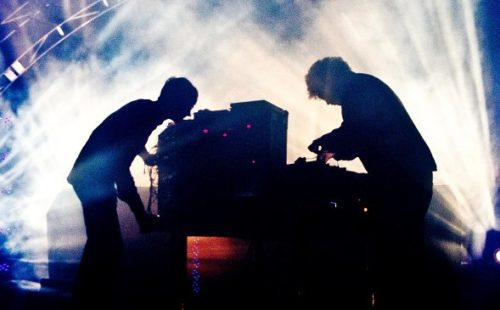 Stream an exclusive live recording of Simian Mobile Disco, taken from Germany's Berghain