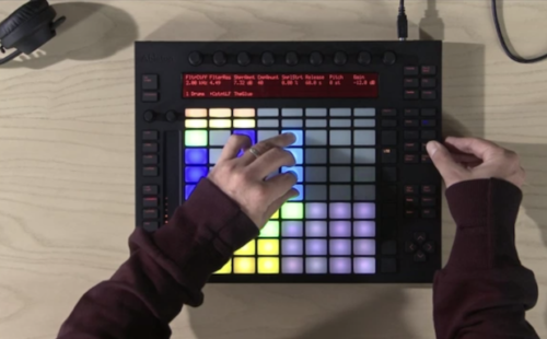 Ableton shares more details about Live 9 and unveils new Push controller