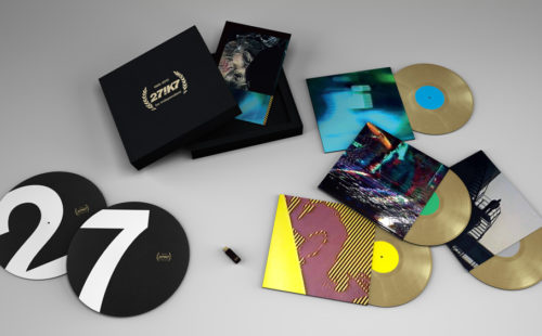 !K7 celebrates 27 years of music with vinyl / USB box-set: Hercules & Love Affair, Wolf + Lamb and more feature