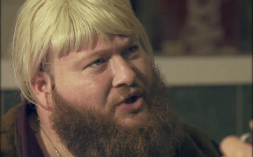 Watch Action Bronson pay tribute to exploitation flicks in 'The Symbol'