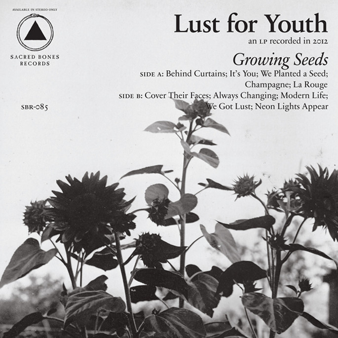 Hear 'Behind Curtains', a ghoulish transmission from lo-fi diabolist Lust For Youth