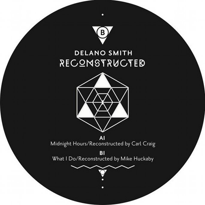 """Carl Craig and Mike Huckaby to remix Detroit legend Delano Smith on new 12"""""""