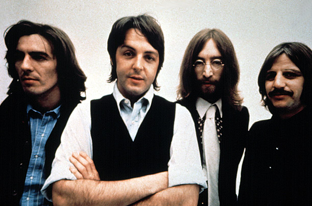 The Beatles' penises defaced at Museum of Liverpool