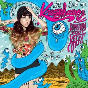 Kreayshawn Something bout Kreay FACT review