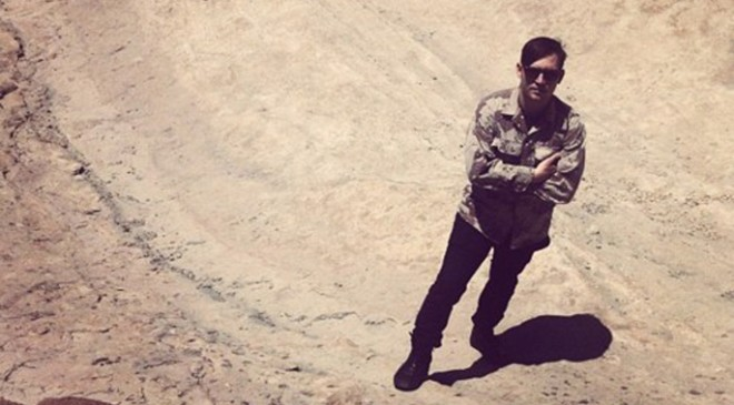 Stream a track from Hydra Head's final release, a collaboration between Prurient and JK Flesh