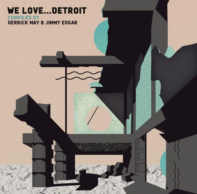 Derrick May and Jimmy Edgar announce <em>We Love Detroit</em> compilation